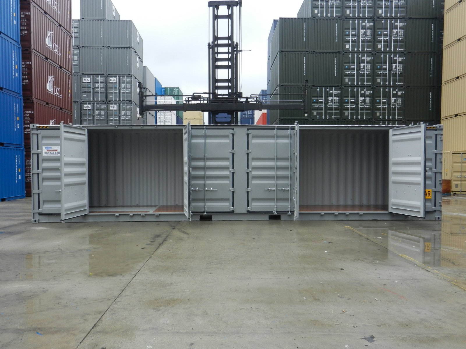 40 Foot Container High Cube