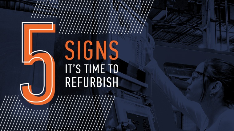 5 Signs it's Time to Refurbish Your Friction Welder