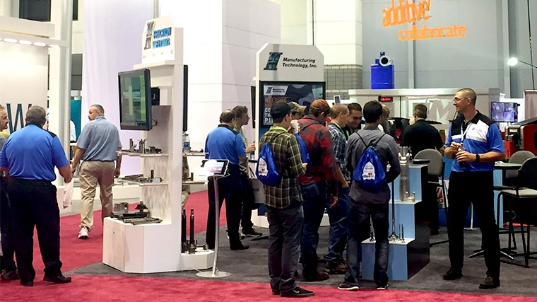 MTI at IMTS: Post Show