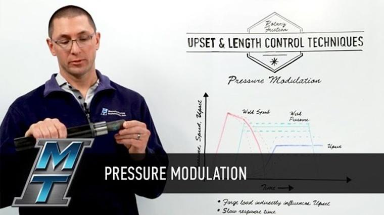 Whiteboard Wednesday: Upset Control and Pressure Modulation