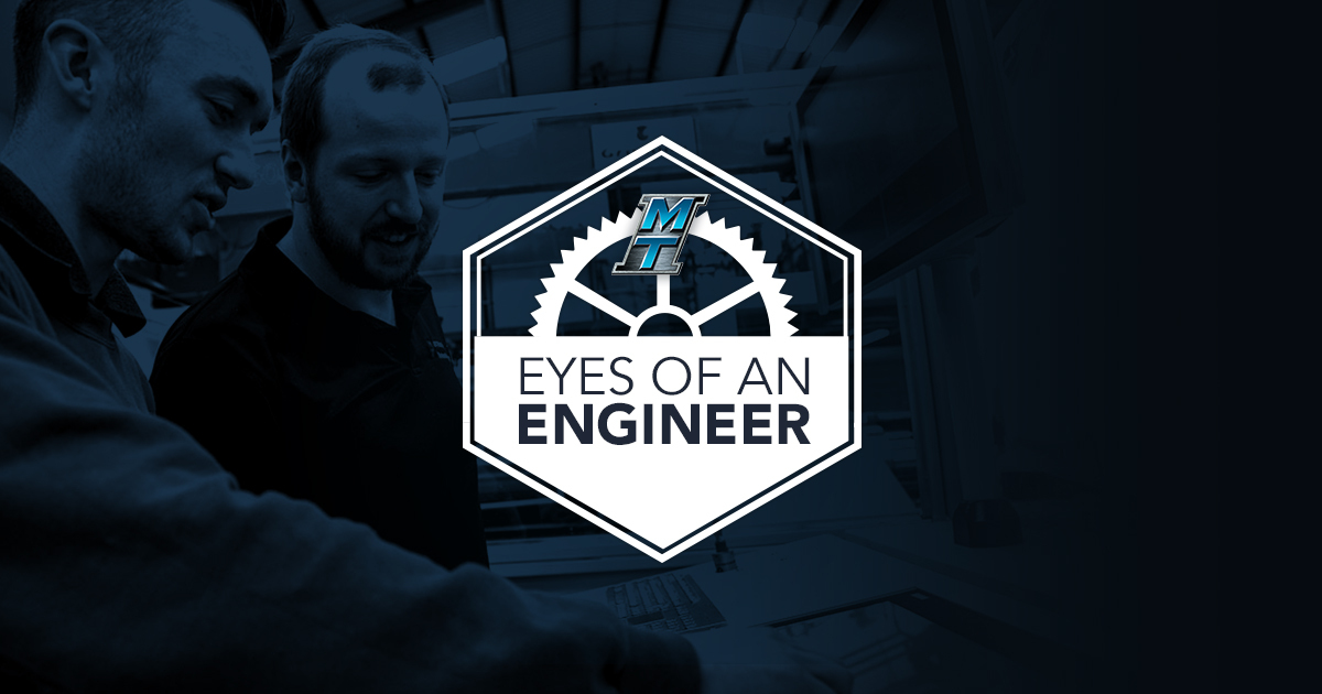 Eyes of an Engineer: Part 5