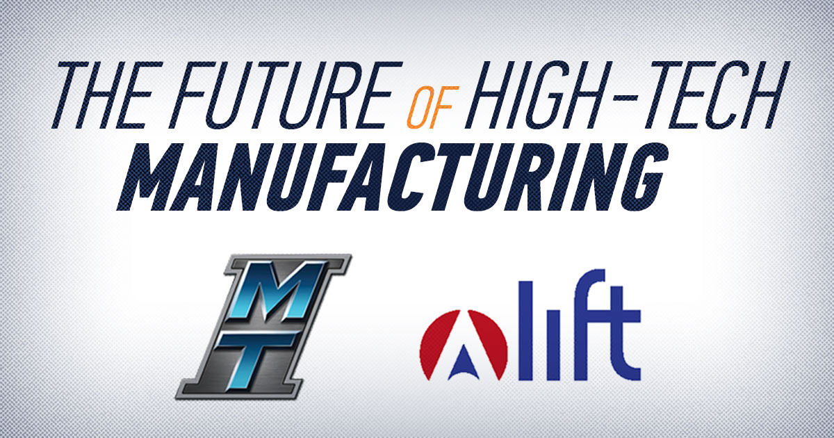 MTI Announces Partnership with LIFT to Deliver North America's Largest Linear Friction Welder to Detroit