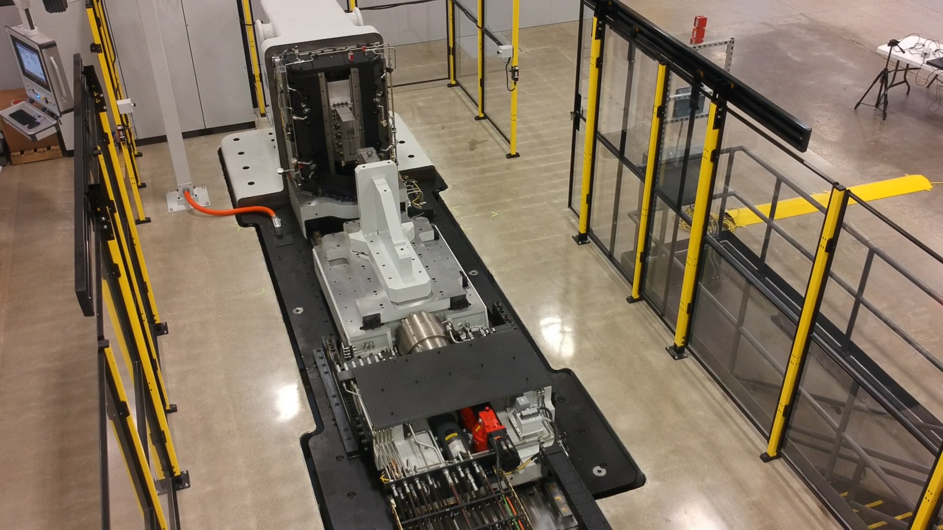 North America's First Linear Friction Welder for Full-Sized Part Development Now Operational in Detroit