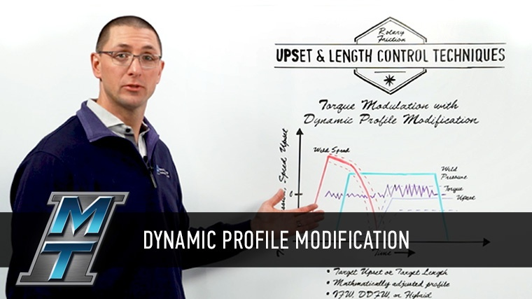 Whiteboard Wednesday: Upset Control and Pressure Modulation with Dynamic Profile Modification