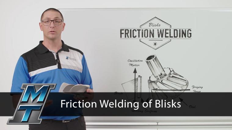 Whiteboard Wednesday: Blisk Welding