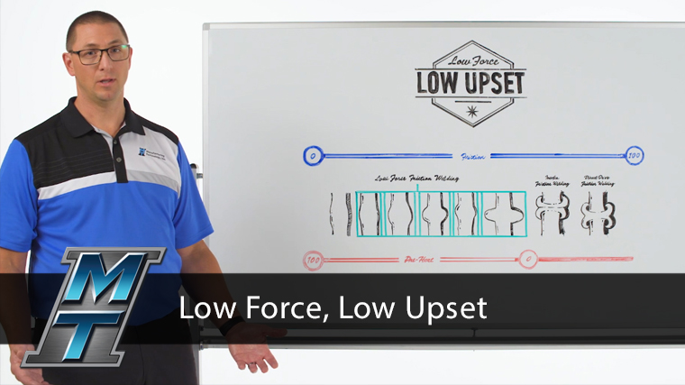 Whiteboard Wednesday: Low Force, Low Upset