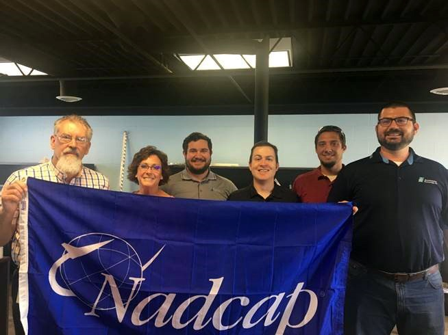 MTI Receives Nadcap Accreditation for Welding