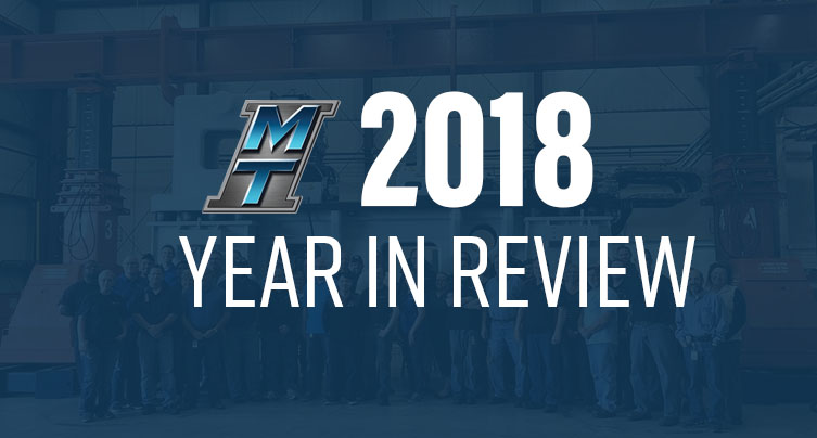 2018: A Year to Celebrate for MTI