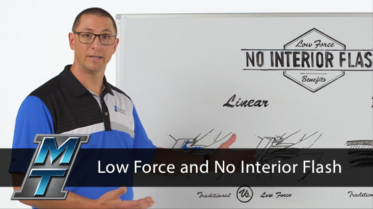 Whiteboard Wednesday: Low Force And No Interior Flash