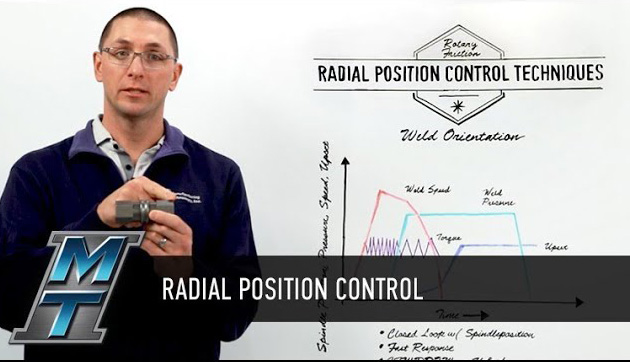 Whiteboard Wednesday: Radial Position Control Techniques or Weld Orientation