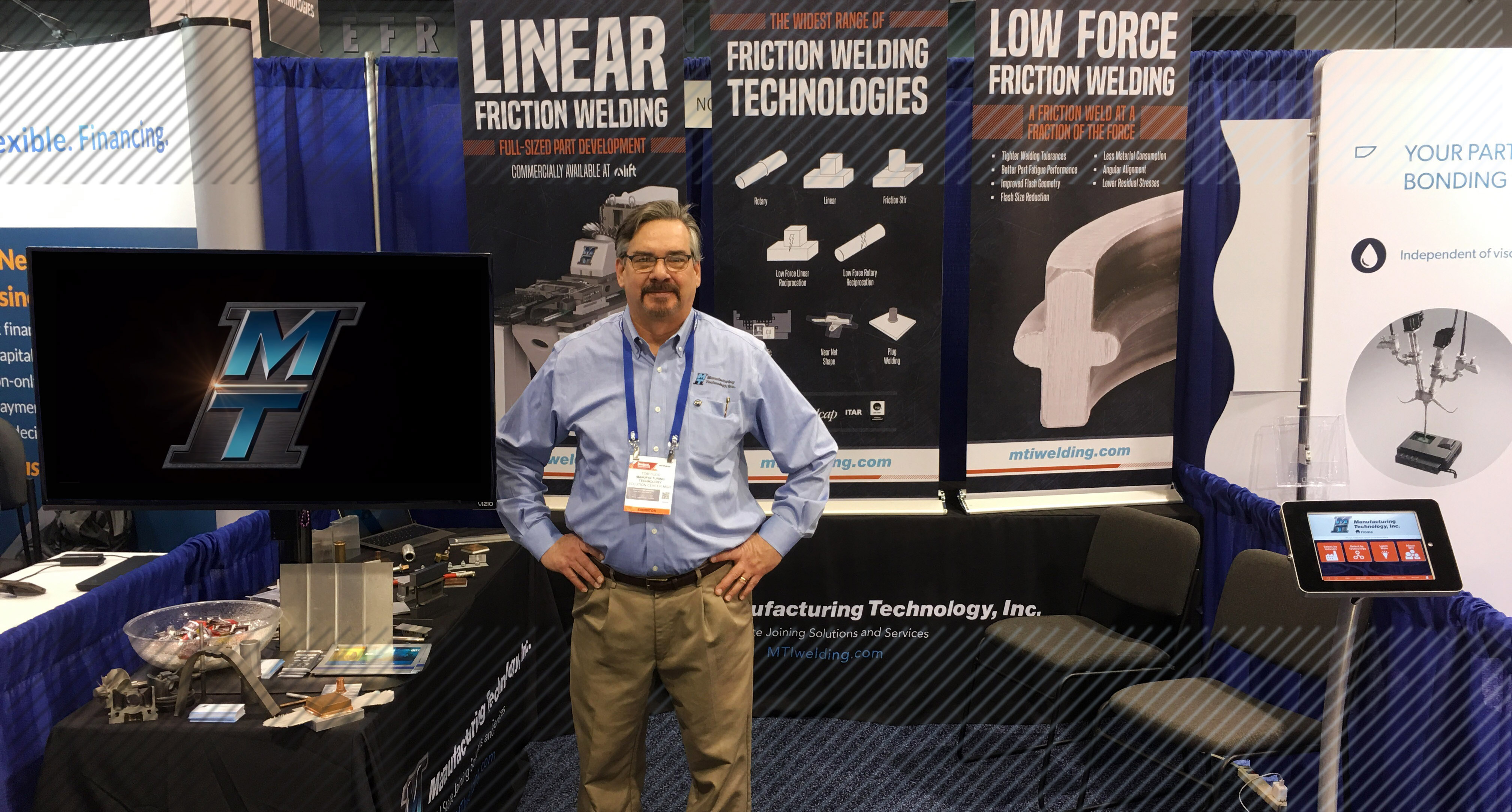 MTI exhibits at popular trade show, announces show appearances for 2019