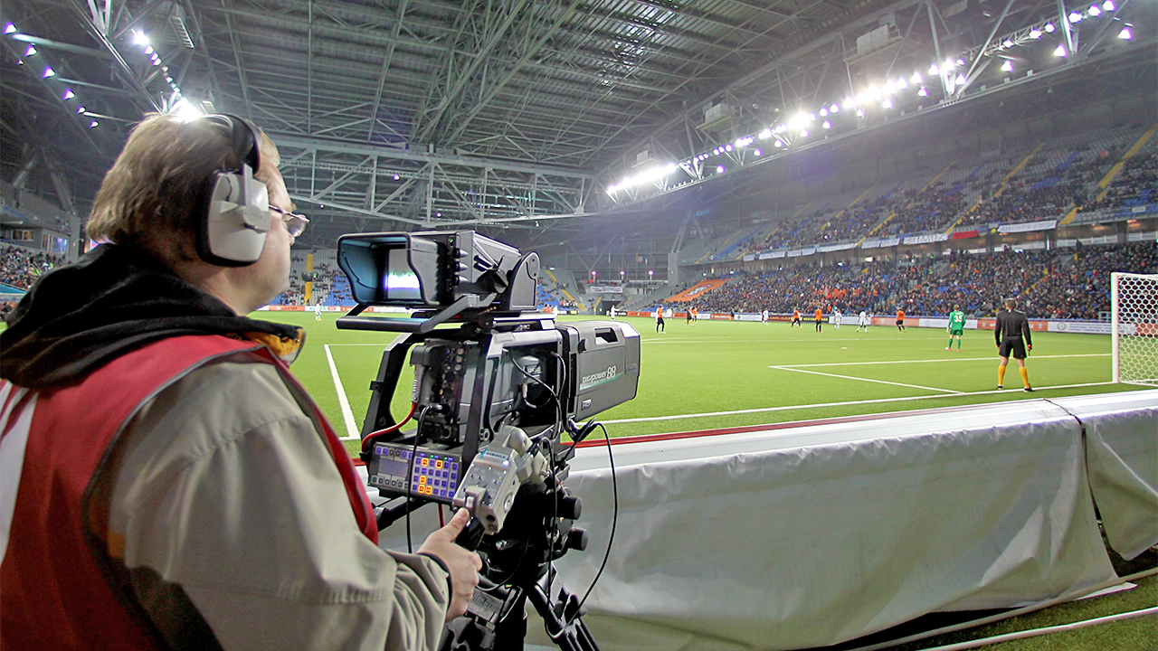 Why sports broadcast camera operators are real life Jedi knights