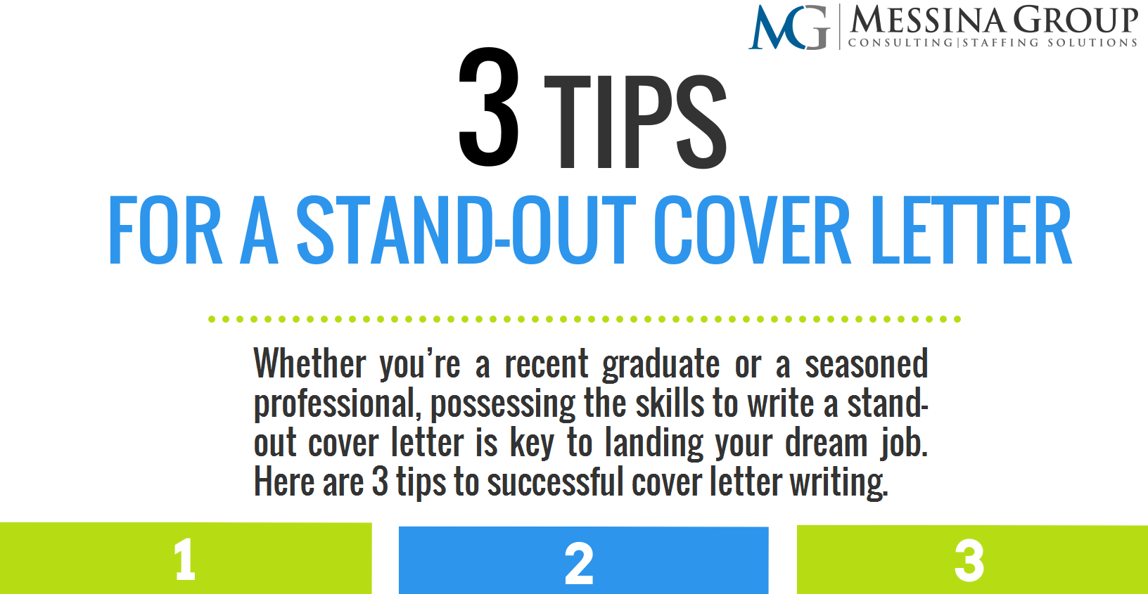 tips for stand out cover letter writing