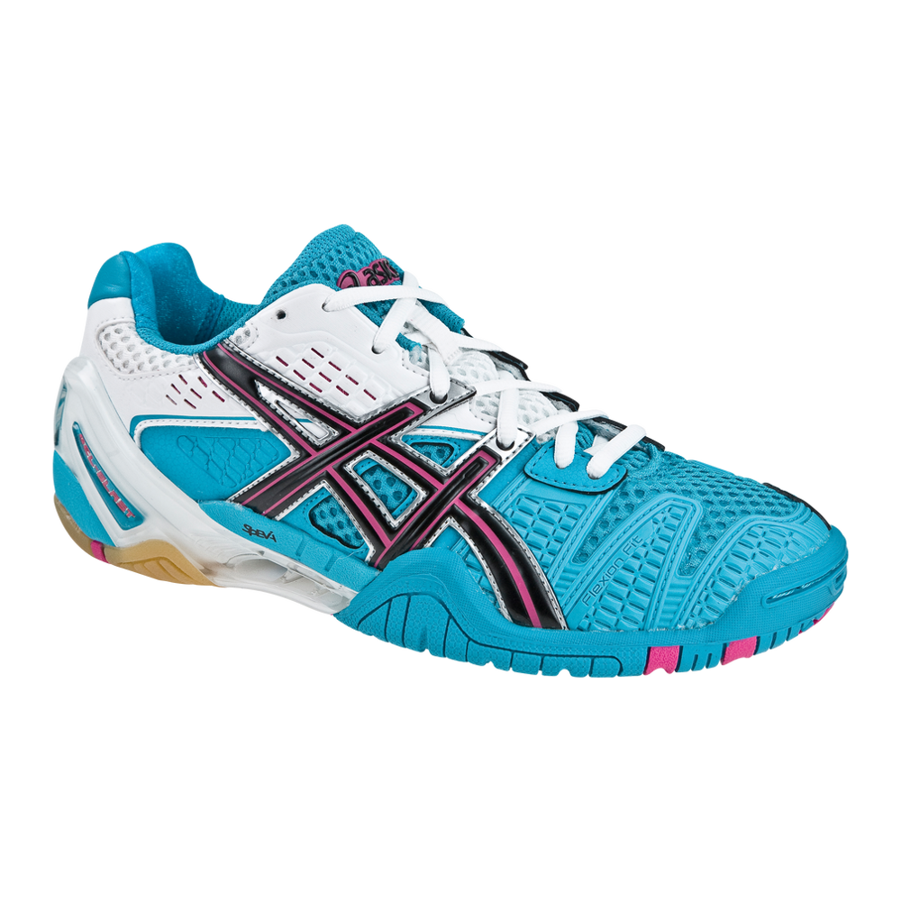 A review of the Asics Gel-Blast 5 Squash Shoes