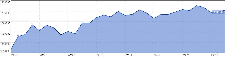 Stock Market Rally - COVID-19