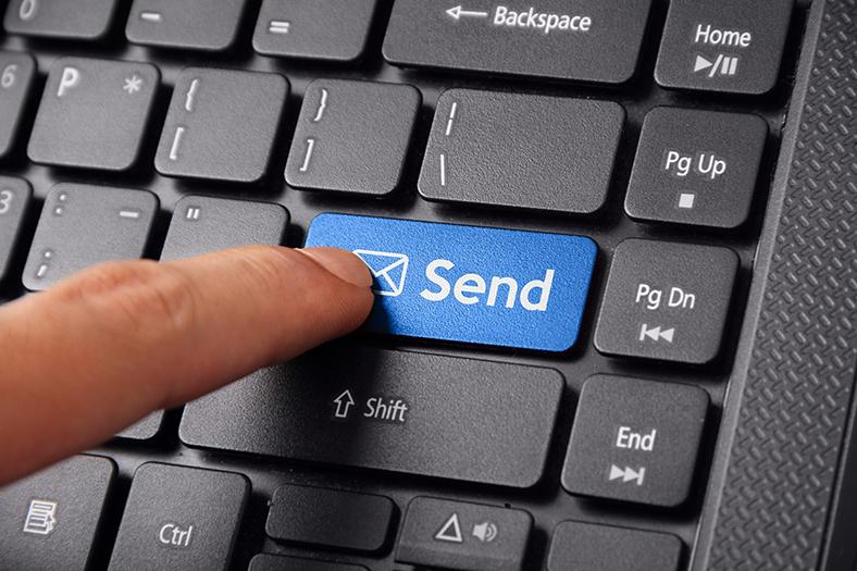 Send button