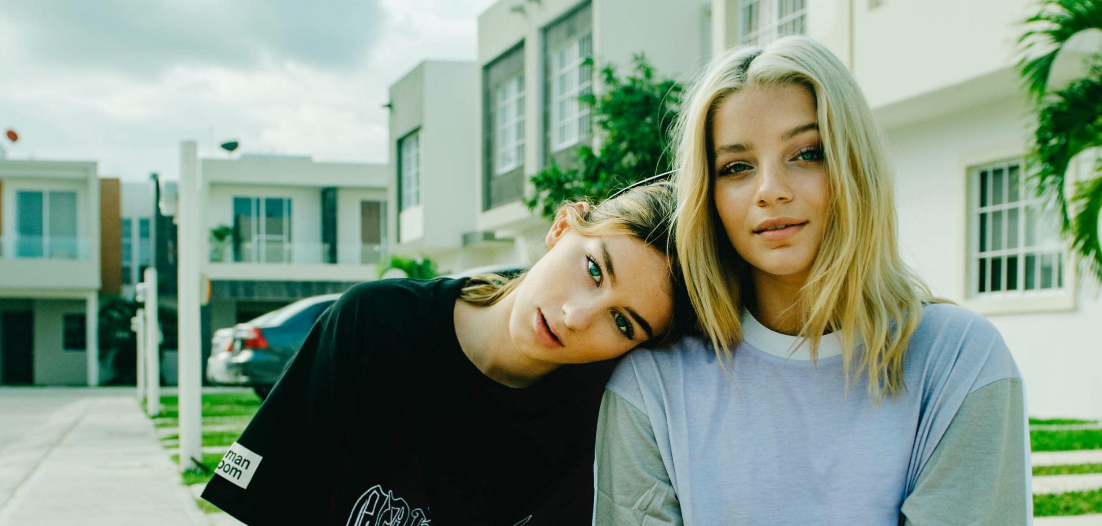 Teens aus der GenerationZ