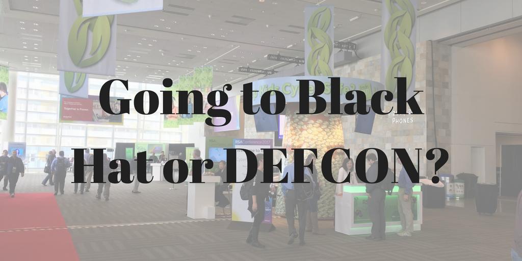 Black Hat and DEFCON conferences
