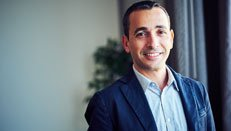 Genesis Global CEO, Ariel Reem.