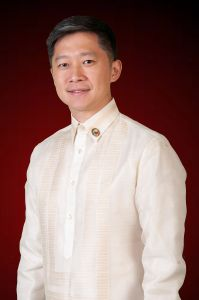Philippine Amusement and Gaming Corporation Vice Chairman, Eric Go Yap.
