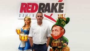Nick Barr, Managing Director for Red Rake's Malta