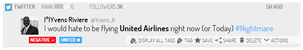 Social Media Shows No Mercy Towards United Airlines