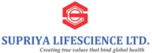 Supriya Lifescience Ltd.