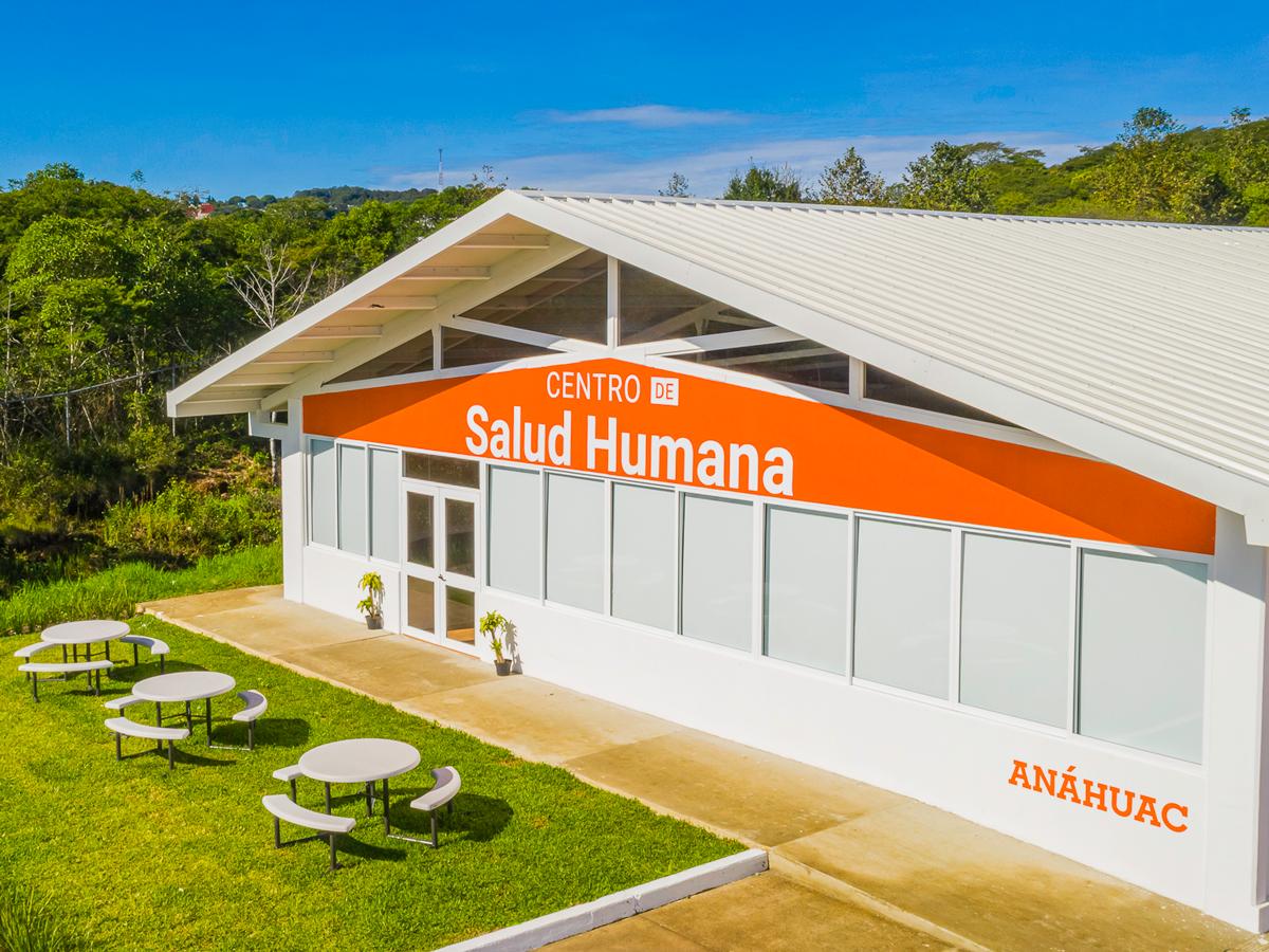 Centro de Salud Humana-Anáhuac Xalapa