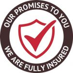 Fully insured customer promise