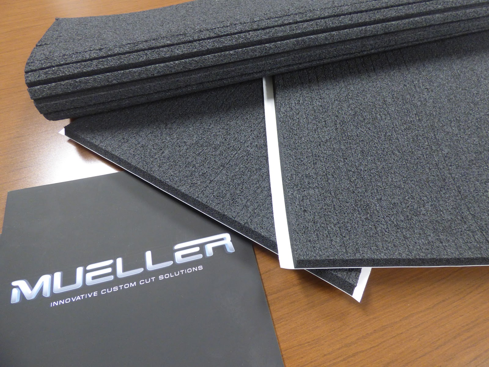 Mueller Custom Cut Solutions