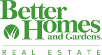 Better Homes and Gardens Real Estate LLC logo. (PRNewsFoto/Better Homes and Gardens Real Estate LLC)