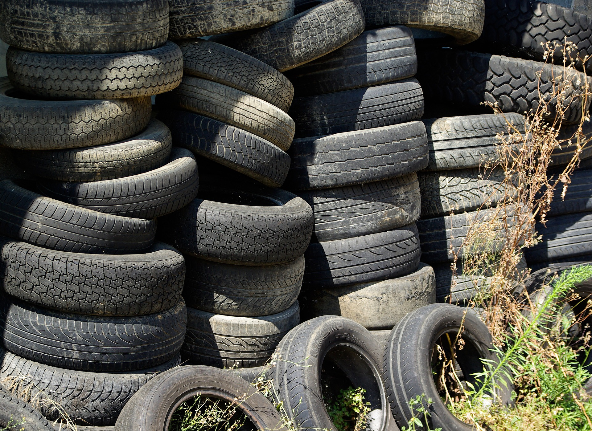 You use tires year around in Canada, so make sure they're in good repair