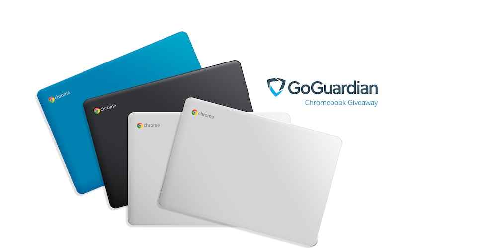 GoGuardian's Chromebook Giveaway