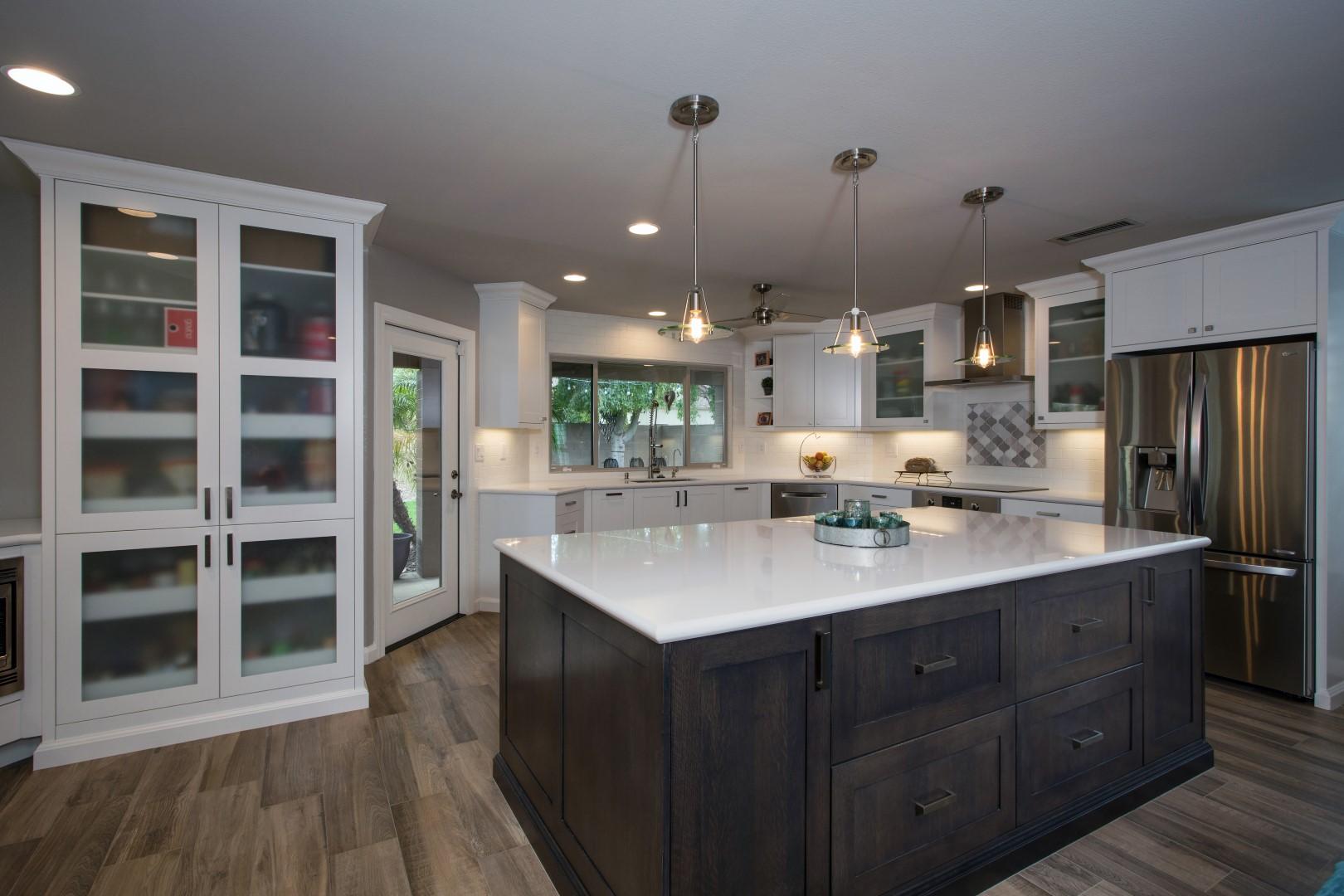Kitchen Remodel Hochuli Design Remodeling Team Tempe Az