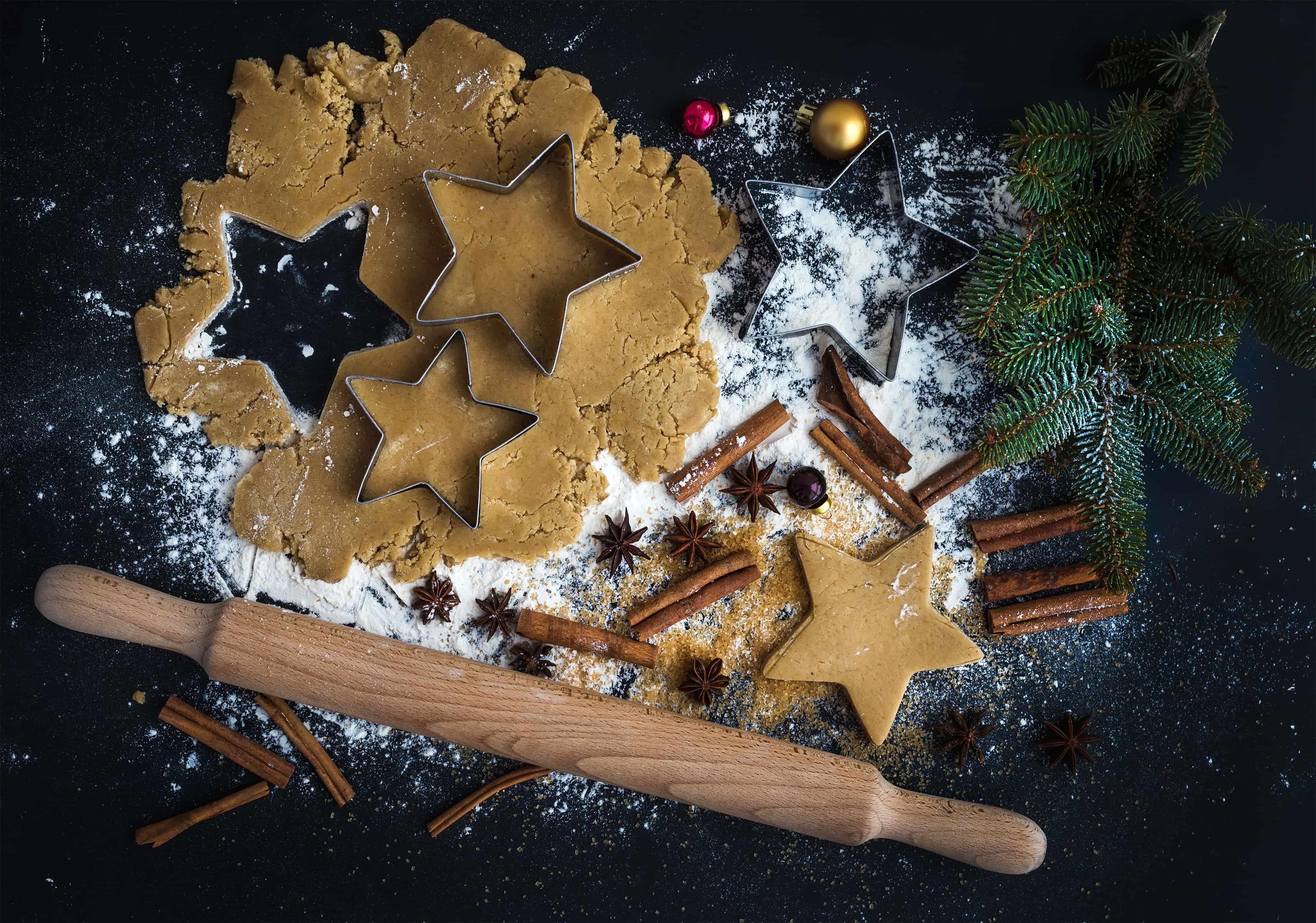 Zo maak jij simpel en snel de lekkerste kerstbaksels image