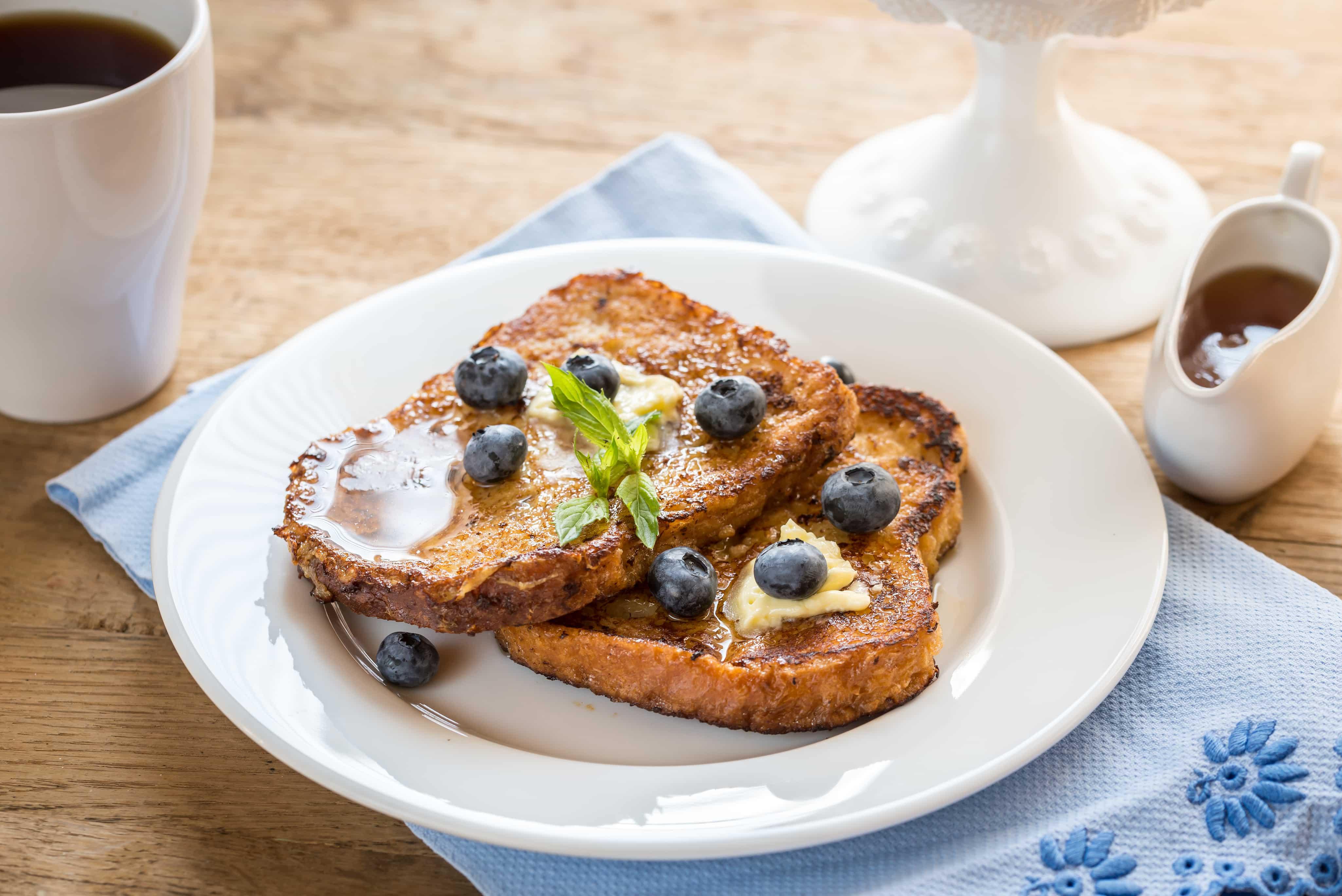 De lekkerste recepten met oud brood image