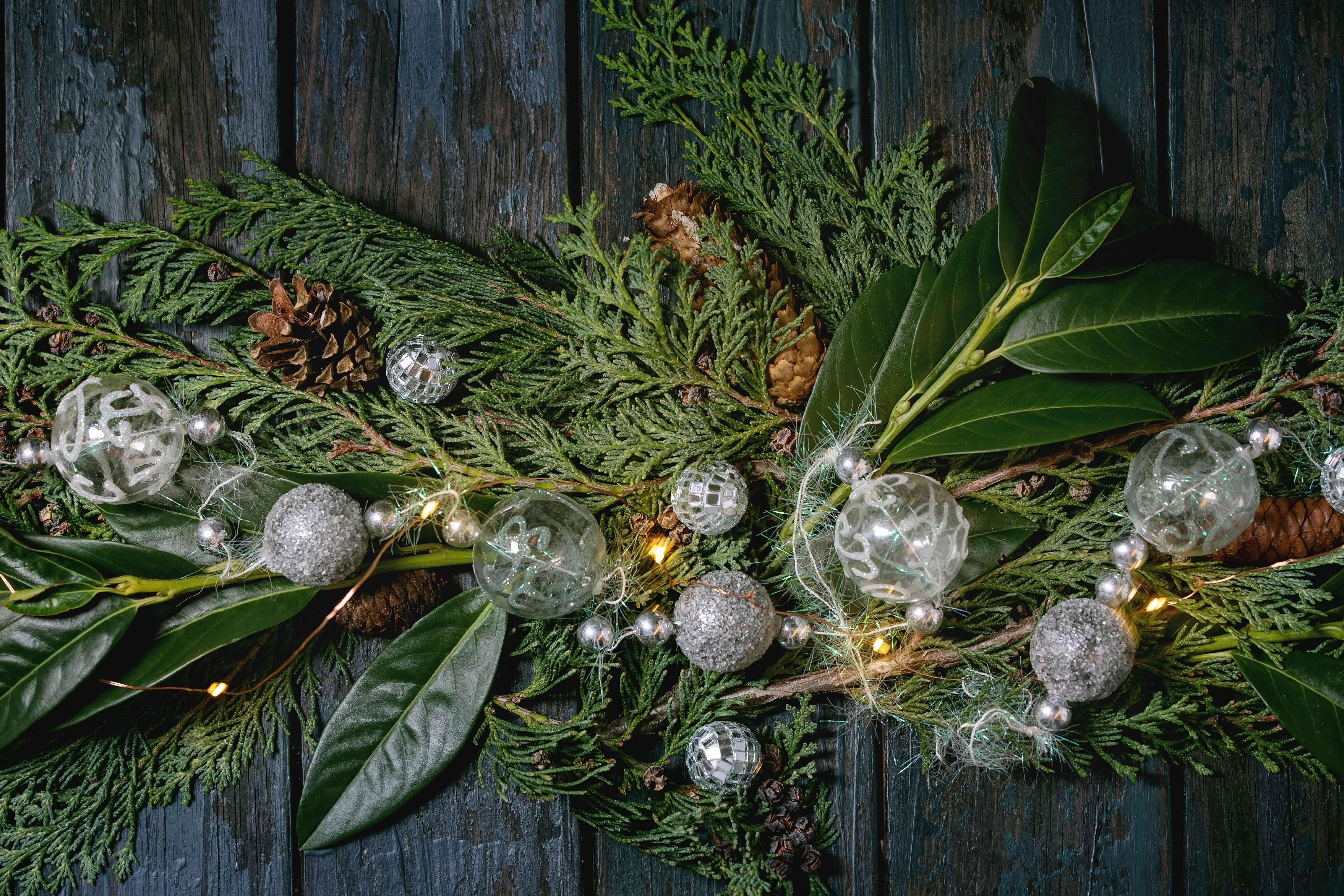 De mooiste kerstsetting image