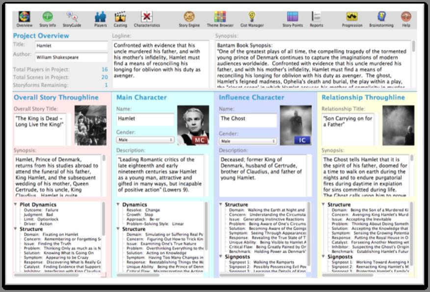 How to write a novel software free