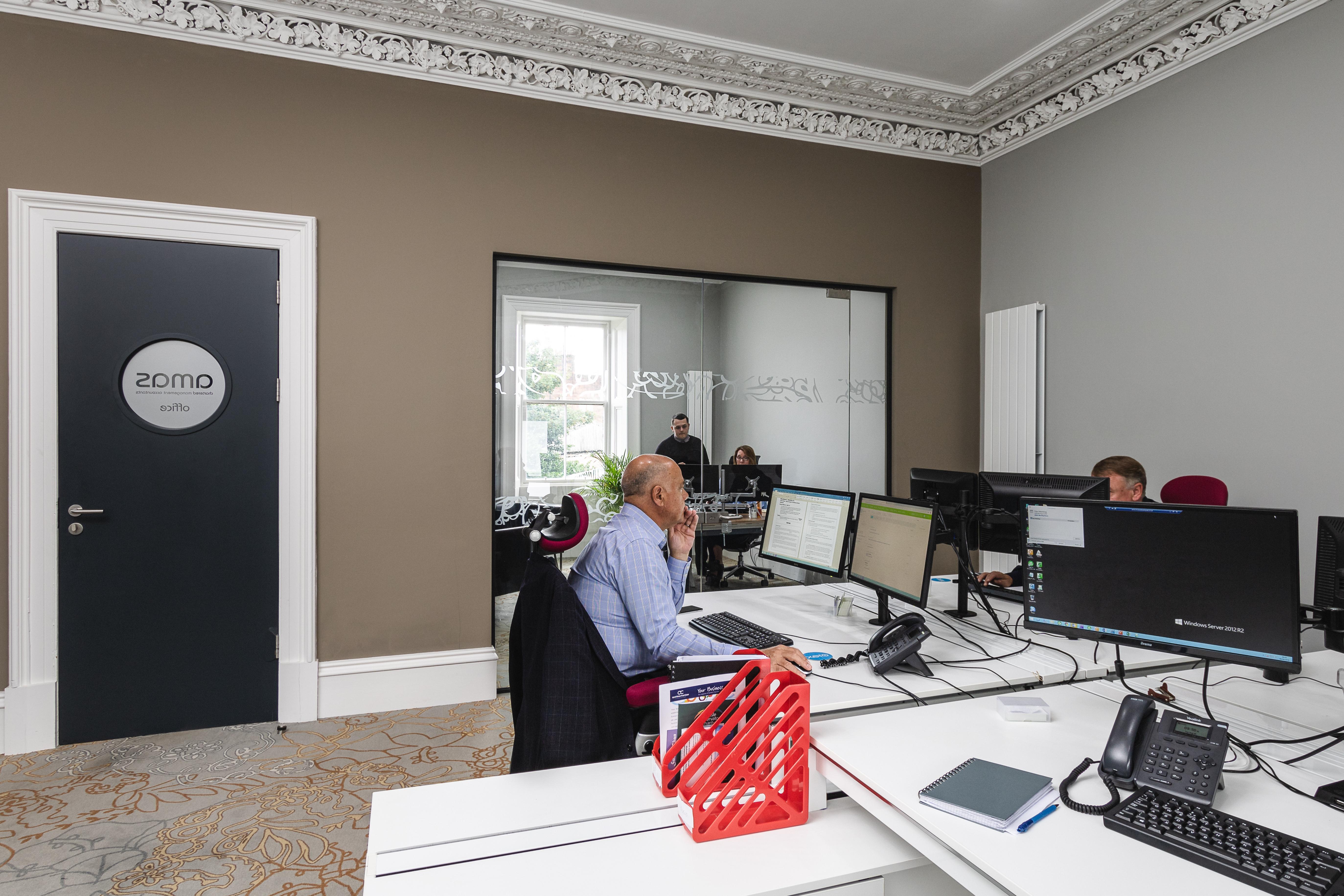 AMAS Accounting Office and At Work Shots Copyright 2019 @cursetheseeyes-2