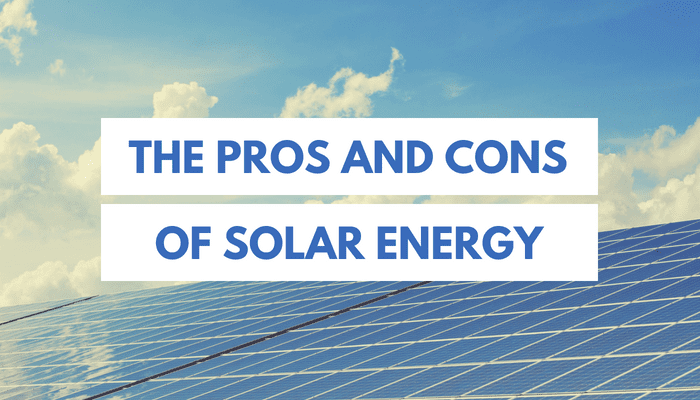 The Advantages And Disadvantages Of Solar Energy - View What Is The Advantages And Disadvantages Of Solar Power Gif