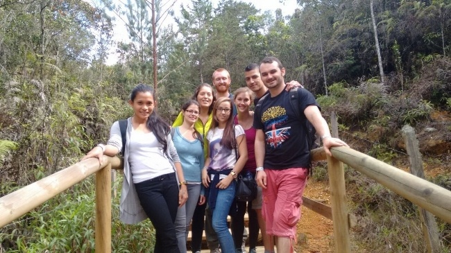 Getting a job teaching English in Colombia
