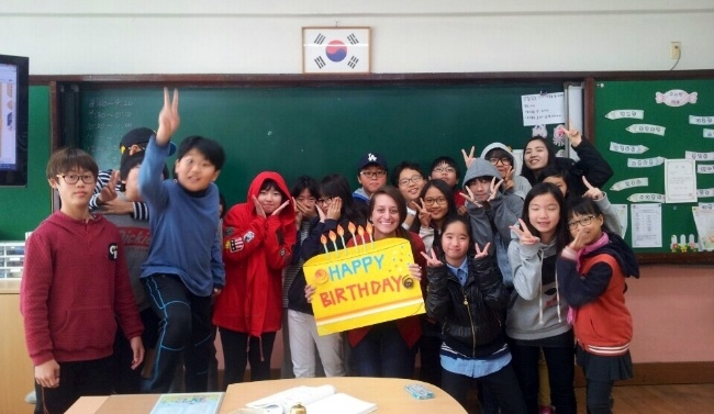 Adjusting to life after teaching English abroad