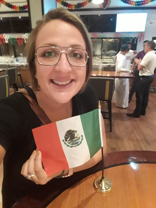 Ambassador - Katie Ayers - Cinco de Mayo in the UAE