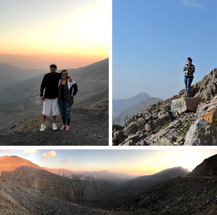 Ambassador - Katie Ayers - Ras al Khaimah, UAE - Jebel Jais