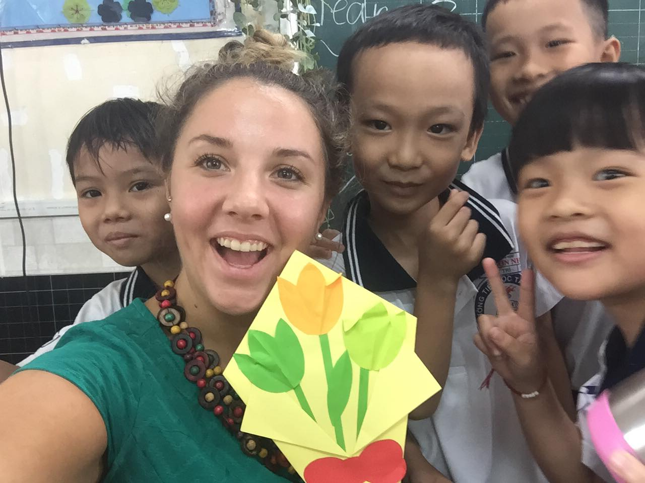 But I Don't Speak Vietnamese! Teaching English in Vietnam