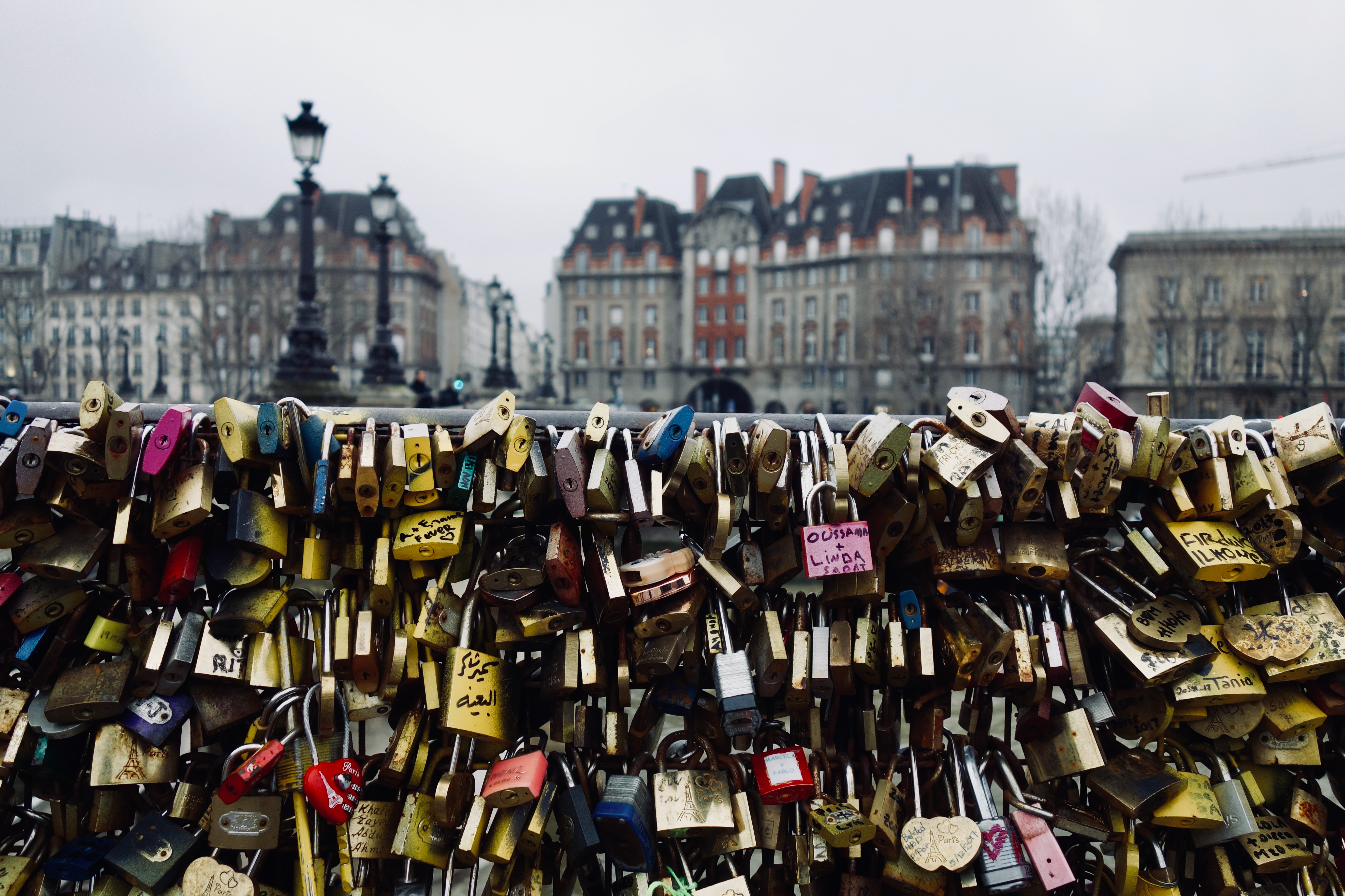 A Weekend Trip to Paris While Teaching English in Europe