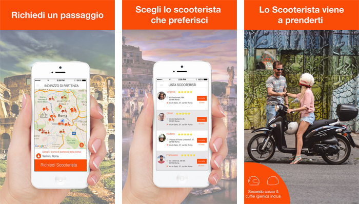 Best Apps to Use While Teaching English in Italy - Scooterino (Rome)