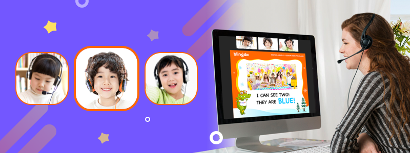 Teach English online with BlingABC & Boxfish