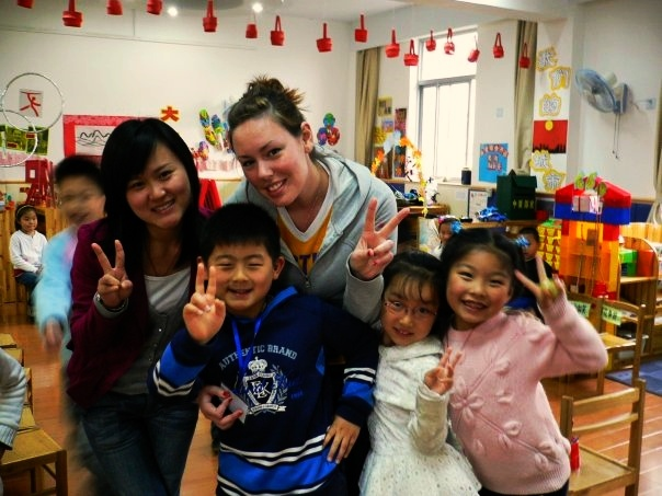 China best job country for teaching English abroad