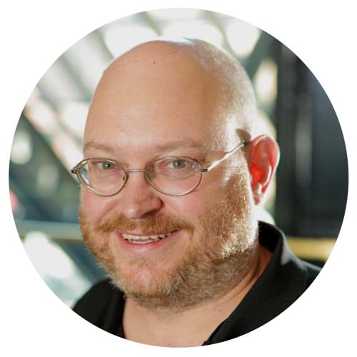 Meet the author - John Bentley